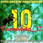 Satu dekade pengabdian PK XVII TNI AD